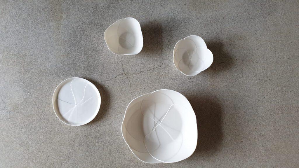 Atelierverkauf fragile. Porzellan handgemacht